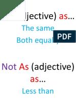 Grammar Unit 2 Lesson a-C Vocab