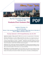 Graduate Program Description