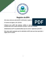 EPA portugues