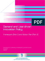 Demand and User-Driven Innovation Policy in Finland