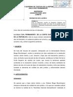 Cas. N° 664-2016-Loreto