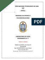 Universidad Nacional Tecnologico de Lima Sur