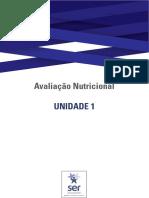 Guia de Estudos Da Unidade 1 - Avaliação Nutricional