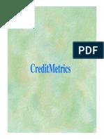 Credit Metrics