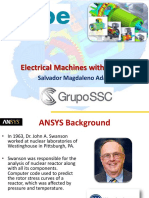 1. Ansys Electrical Machines