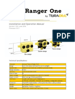 TR One Manual FW5.0.Version1 0 0