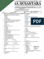 Soal UAS Pemrograman Dasar Kelas X Kurikulum 2013 Revisi 2017