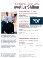 Jan Nevelius Shihan Friendship Seminars in USA March 2018 Clickable