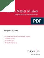 Manual Do Candidato LLM 2015