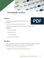 Ceja Biologia Unidade 4 Exercicios