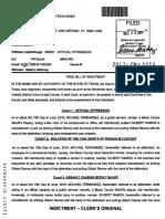 Michael Cesar Fernandez Indictment