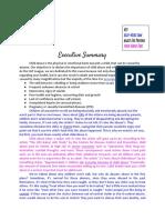 executive backgroud summary   2