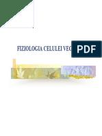 Fiziologia Celulei Vegetale 1
