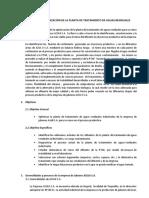 INFORME_Optimización de La Planta