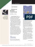 Article Reflections on Roasting Fundamentals May05