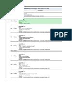 Cronograma Detallado - Kuska (Inicio 20.09.2017)