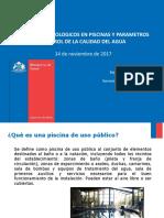 Curso Seguridad en Piscinas LUC 14-11-2017