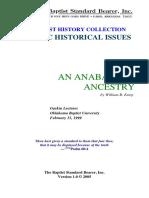 Estep - An Anabaptist Ancestry - William R. Estep
