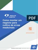 Como montar um negócio para cultivo de ervas medicinais.pdf