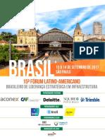Agenda Brazil- MONDAY 1