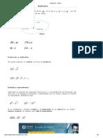 Apuntes de Matemáticas para 3º de la ESO