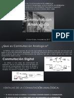 Conmutación Analogica 2