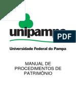 (Bom Para Termos e Definições) Manual de Procedimento - Administração-De-patrimônio