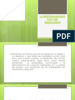 La Responsabilidad Civil Del Trabajador_ Diapositivas