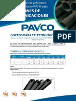 Ductos Para Telecomunicaciones