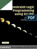 Apt2007 - Constraint Logic Programming using Eclipse.pdf