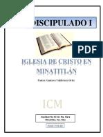 Discipulado i Icm 15 Dic 2017 Para 2018 Sha