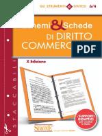 Simone - Schemi & Schede Di Diritto Commerciale Ed X