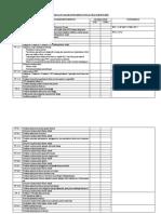 Checklist Kelengkapan Berkas Pokja Pelayanan Pasien