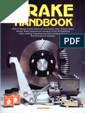 Brake Handbook - Fred Puhn pdf