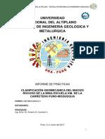 Informe de Geomecanica Final