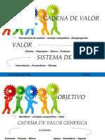Diapositivas Para Gerencia, Cadena de Valor
