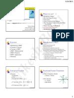 Lec - 5 Fractional Fourier Transform v4.0