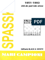 Chess 1995 Spasski BW R
