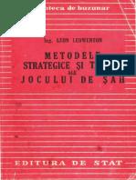 Loewenton Chess Strategy