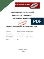 Patologia Cimentaciones (