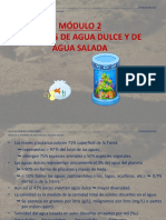 Módulo 2. Acuarios de Agua Dulce y de Agua Salada