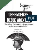 Cartilla Defenderse Desde Adentro (CORTESIA)