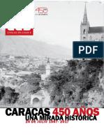 Suplemento Aniversario 450 Años de Caracas