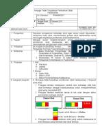 8.2.2 - 5 Draft SOP Menjaga Tidak Terjadinya Pemberian Obat Kadaluarsa