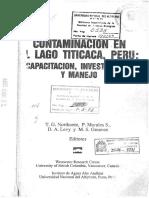 Contaminacion El El Lago Titicaca