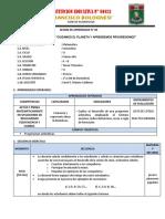 SESION 06 - 1° MAT - VI UNID - FBC - monitoreo