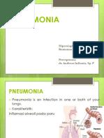 Pneumonia Romanna