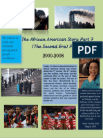 The African American Story Part 7 (The Second Era) Part 2
