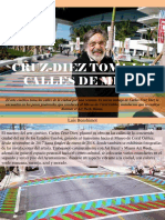 Cruz-Diez Toma Las Calles de Miami