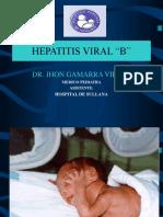 Hepatitis Viral B Curso Epidemiologia.ppt